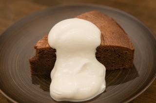 Bakedchocolatecake